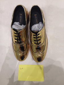 Ladies 6.5 Gents 5 US gold/mirror (sample sale) M
