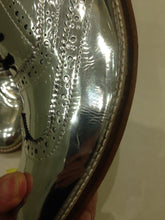 Ladies 10.5 Gents 9 US | 8 UK | 43 EU Silver/mirror/chrome (sample sale) Y