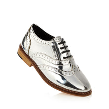 Kids Brogue Wingtip shoes