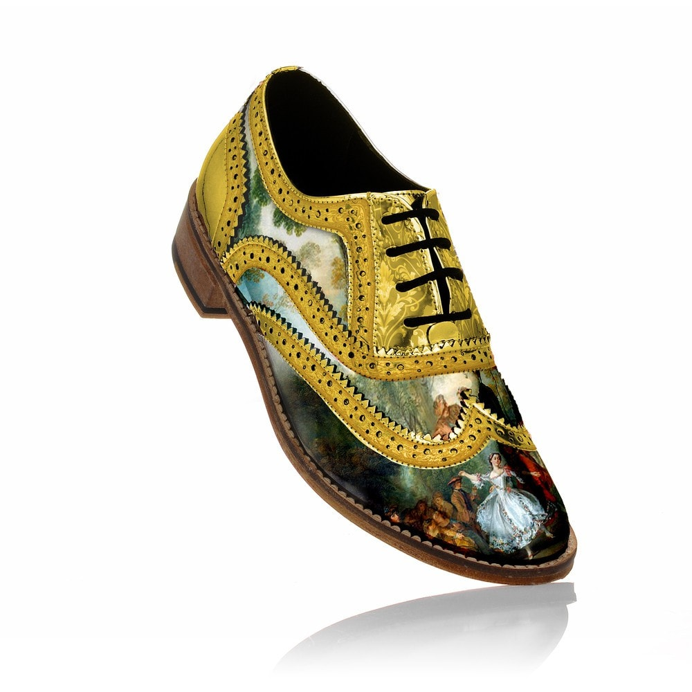 Unisex La Camargo Dancing Brogues-formal-casual-brogues-designer-discount-mens-womens-Luke Grant-Muller
