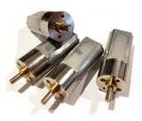 16mm DC Gearmotors (set of 4)