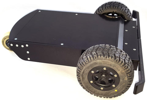 2WD Research Robot Chassis Kit