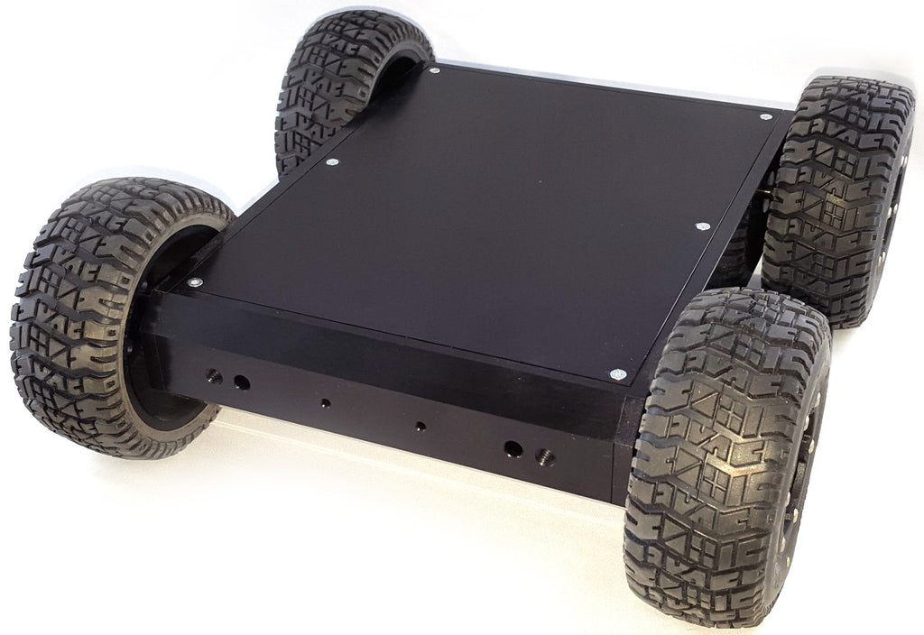 4WD Research Robot Chassis Kit