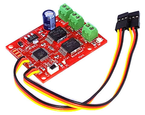 Scorpion Mini Electronic Speed Control (ESC)
