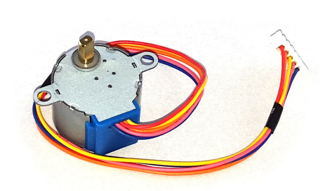 Stepper Motor 28BYJ-48, 5V, 16:1 gear ratio