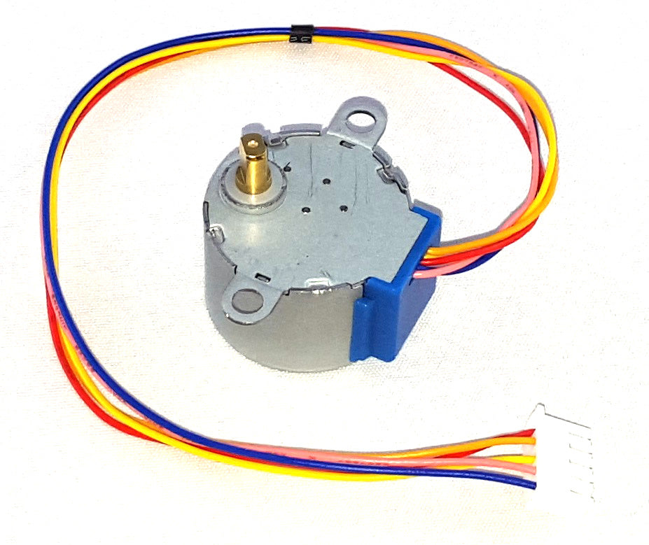 Stepper Motor 28BYJ-48, 5V, 64:1 gear ratio