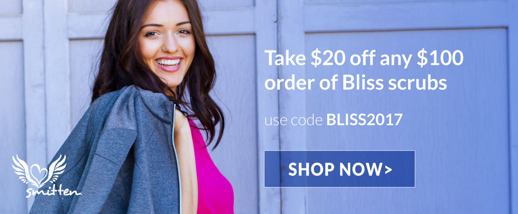 $20 Off Any $100 Smitten Bliss Order