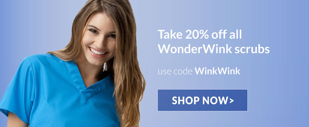 Save 20% On WonderWink Scrubs