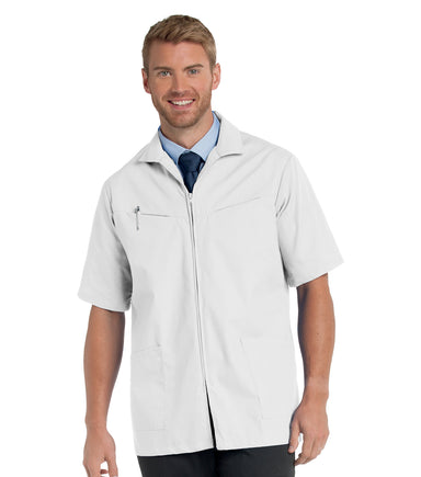 Scrub Shopper Men's Professional Scrub Jacket - Scrub Shopper