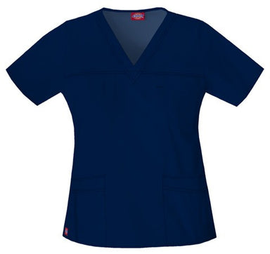 Women's Gen Flex Youtility V-Neck Top - Navy