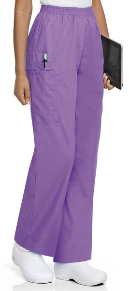Women's Cargo Pant - Orchid
