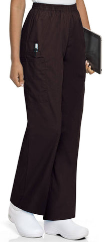 Women's Cargo Pant - Brown
