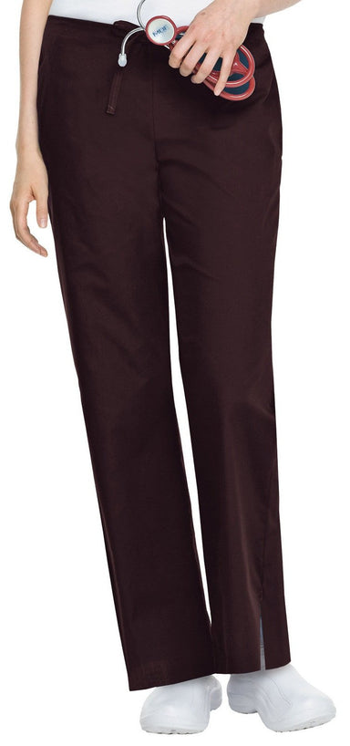 Women's Flare Leg Pant - Brown