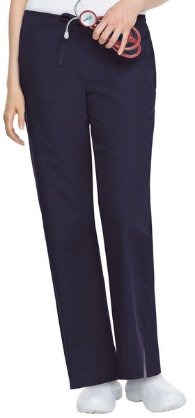 Women's Flare Leg Pant - Navy Blue