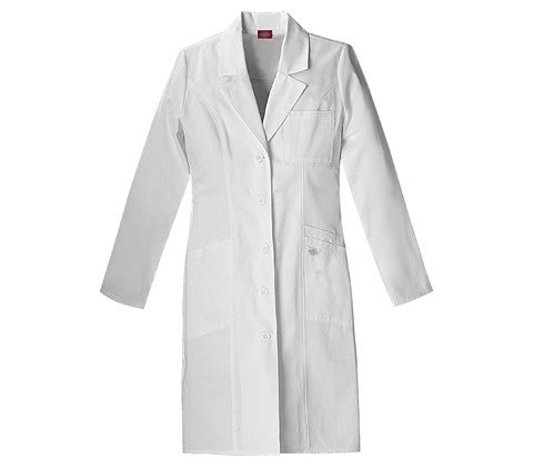 "Women's Everyday Scrubs 37"" Lab Coat"