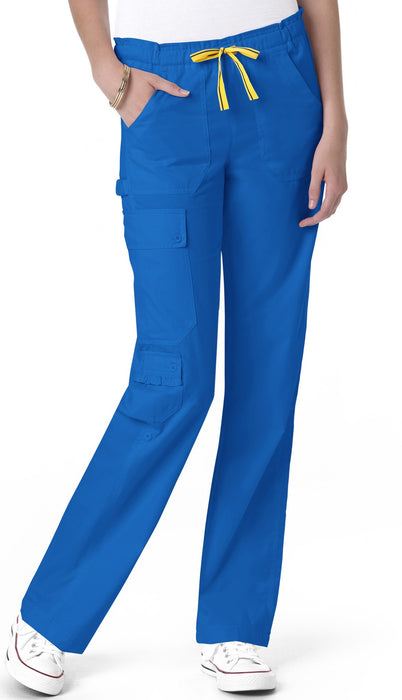 Women's Mink Roll Up Cargo Pant