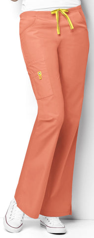 Women's Origins The Romeo Pant - Orange Sherbet