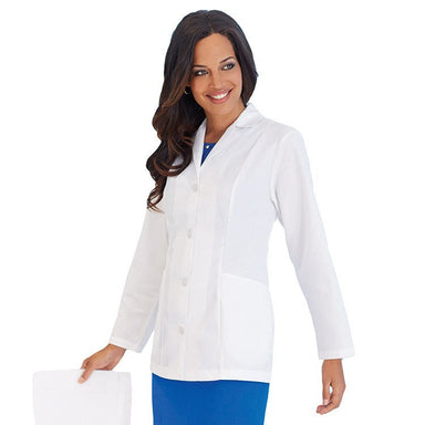 "Landau Women's 31"" Lab Coat - Scrub Shopper"