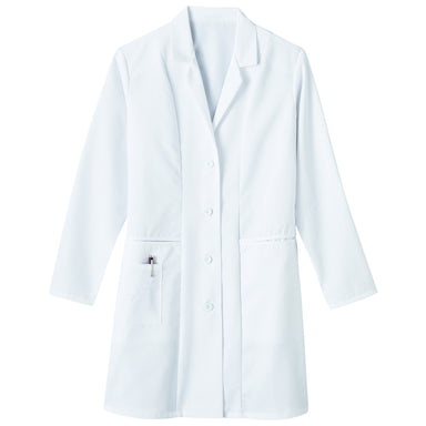"Women's 36"" Lab Coat"