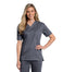 Scrub Shopper All Day Unisex V-Neck Scrub Top - Scrub Shopper