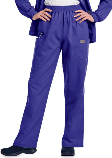 Women's Cargo Pant - Navy Blue