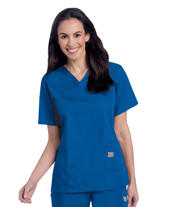 Scrub Shopper Women's V-Neck Tunic - Scrub Shopper