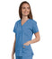 Scrub Shopper Women's Faux Wrap Tunic - Scrub Shopper