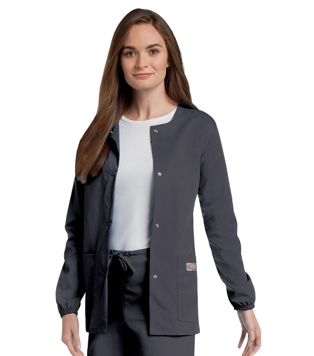 Scrub Shopper Women's Warmup Jacket - Scrub Shopper