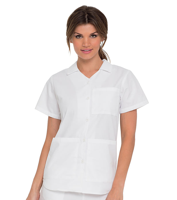 Scrub Shopper Woman's Rounded Hem Tunic - Scrub Shopper