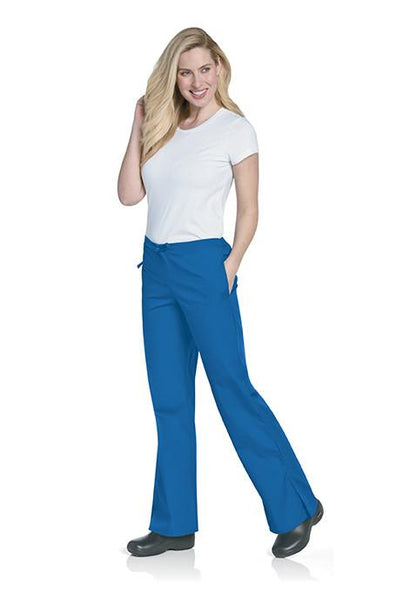 Women's Flare Leg Pant - Royal Blue