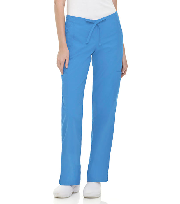 Scrub Shopper Women's Dual-Pocket Cargo Pant - Scrub Shopper