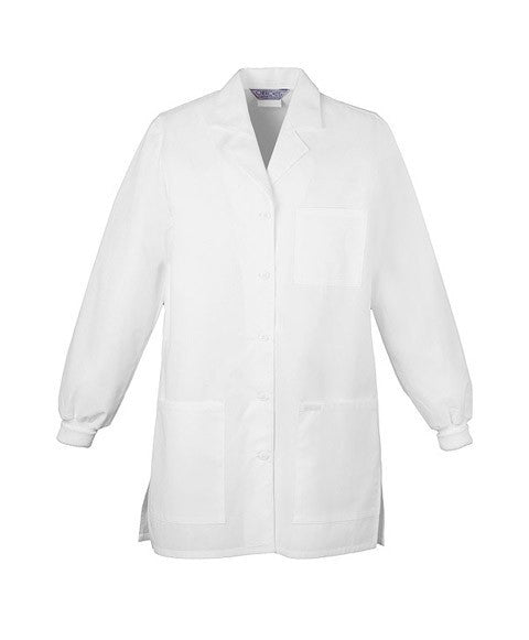 "Women's 32"" Knit Cuff Lab Coat"
