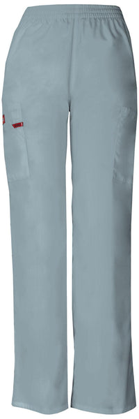 Women's Signature Series Natural Rise Pull On Pant - Grey
