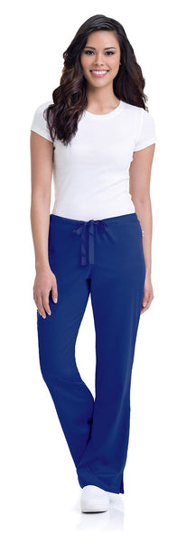 Women's Katie Drawstring Pant - Galaxy Blue