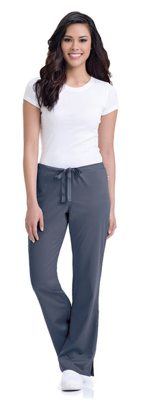 Women's Katie Drawstring Pant - Steel Grey