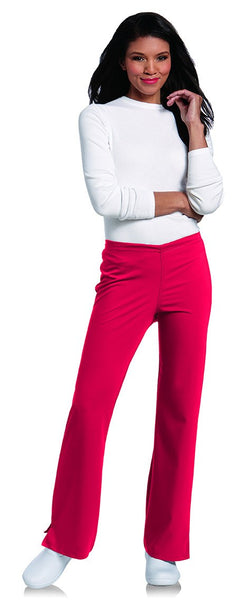 Women's Katie Drawstring Pant - True Red