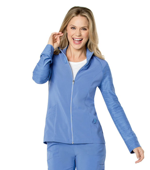 Scrub Shopper QuickCool Zip Jacket - Scrub Shopper