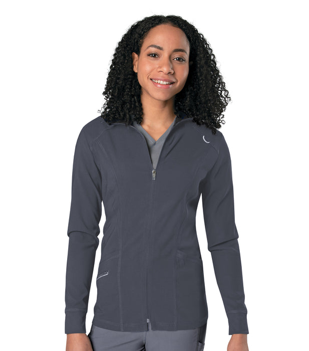Scrub Shopper Align Warm-Up Jacket - Scrub Shopper
