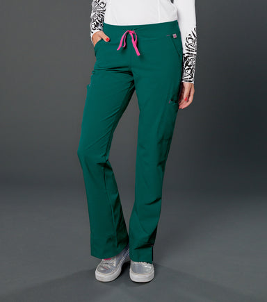 Scrub Shopper Hottie Smitten Scrub Pants - Scrub Shopper