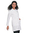 Scrub Shopper Women's Labcoat with Four-Button Closure - Scrub Shopper