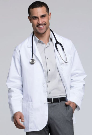 "Scrub Shopper 31"" Men's Consultation Lab Coat - Scrub Shopper"