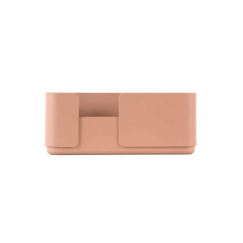 Double dinner candle holder in pink for dinner candles for the contemporary design lover and scandinavian style
