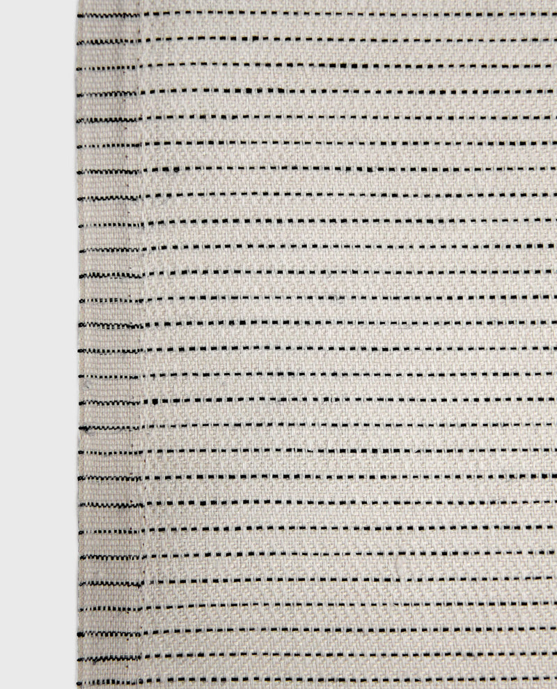 Yinyang Tea Towel / Wheat+Black
