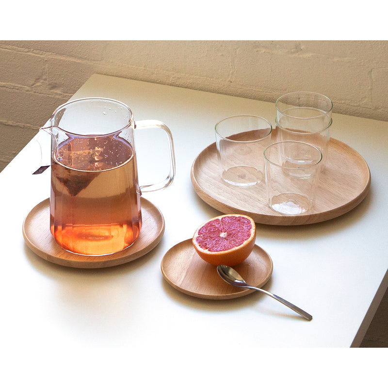 Yod and Co Rivington tumbler glasses set designed by Blond design studio