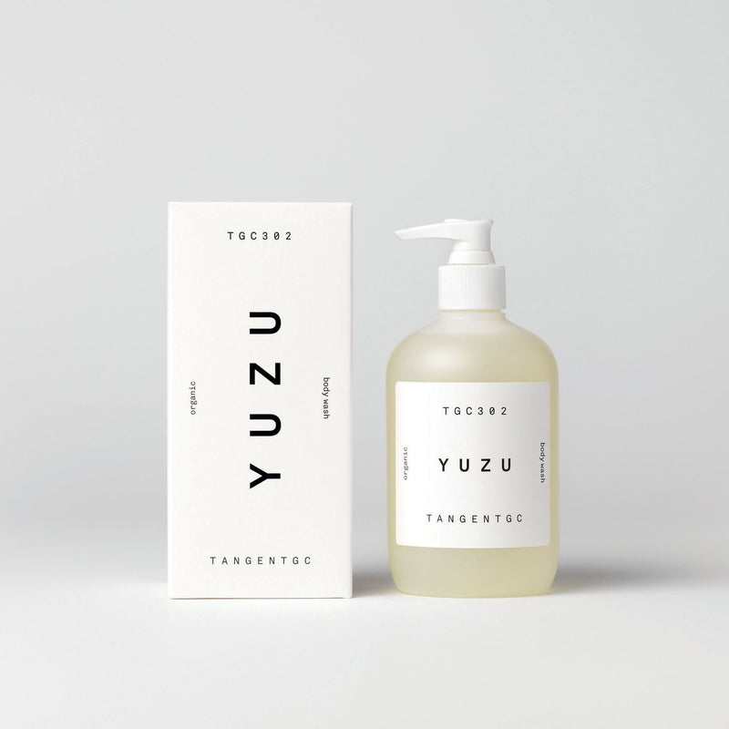 Yuzu Organic Body Wash