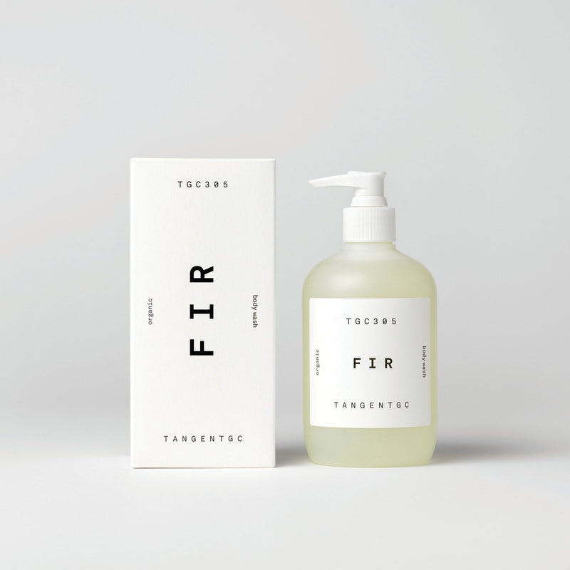 FIR Organic Body Wash