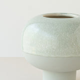 koop ball vase in ceramic