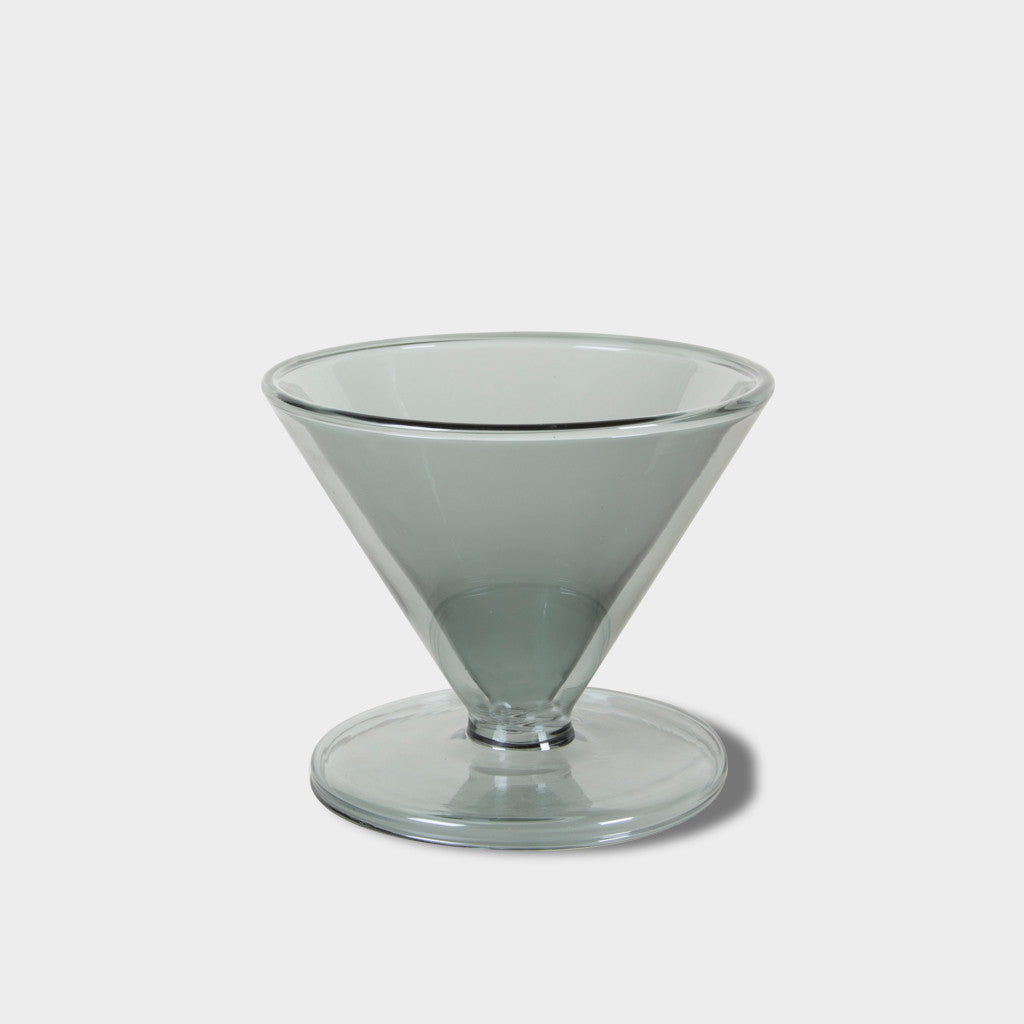 Double-Wall Drip Cup / Grey
