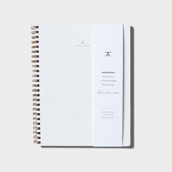 Workbook / White