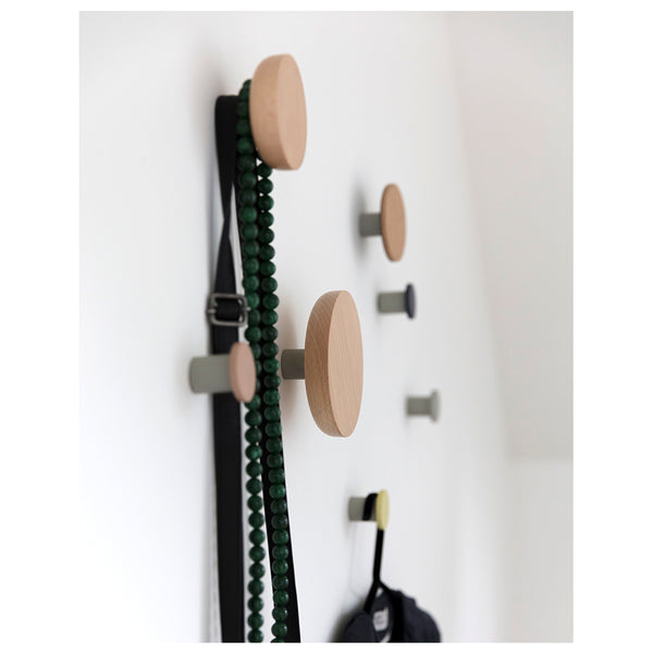 Wall Hook Set / Various Colours